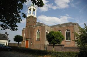 Kerk - foto Dick